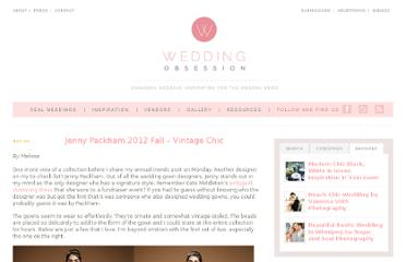 http://www.weddingobsession.com/2011/11/04/jenny-packham-2012-fall-vintage-chic/