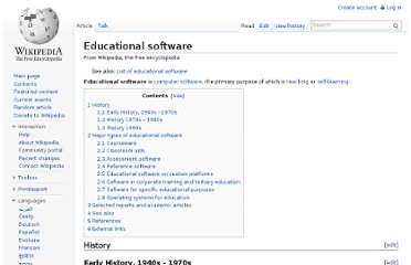 http://en.wikipedia.org/wiki/Educational_software