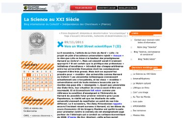 http://science21.blogs.courrierinternational.com/archive/2011/11/09/vers-un-wall-street-scientifique-ii.html