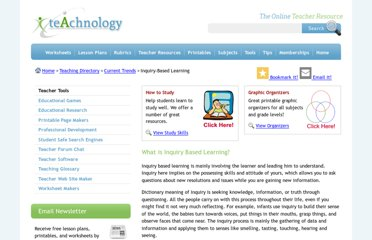 http://www.teach-nology.com/currenttrends/inquiry/