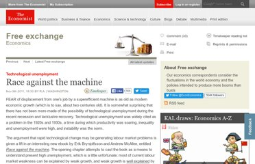 http://www.economist.com/blogs/freeexchange/2011/11/technological-unemployment