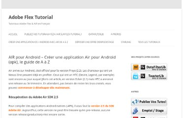 http://www.flex-tutorial.fr/2010/07/10/air-android-creer-une-application-air-pour-android-apk-le-guide-de-a-a-z/