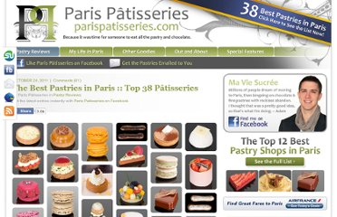 http://www.parispatisseries.com/2011/10/24/the-best-pastries-in-paris-top-38-patisseries/