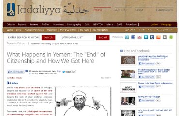 http://www.jadaliyya.com/pages/index/3049/what-happens-in-yemen_the-end-of-citizenship-and-h