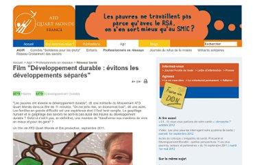 http://www.atd-quartmonde.fr/?Film-Developpement-durable-evitons#forum610