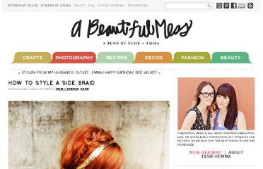 http://abeautifulmess.typepad.com/my_weblog/2011/11/how-to-style-a-side-braid.html