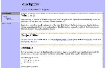 http://mr-co.de/projects/duckprxy/
