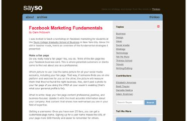 http://www.thinkso.com/sayso/2011/10/12/facebook-marketing-fundamentals/#more-3028