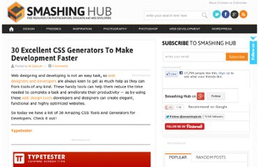 http://smashinghub.com/css-generators-to-make-development-faster.htm