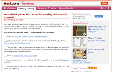 http://weddings.about.com/blchecklist1.htm