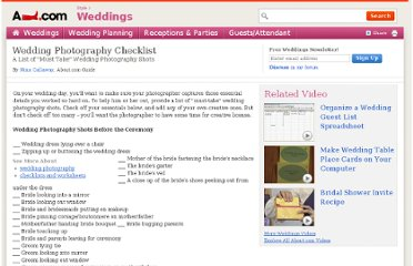 http://weddings.about.com/od/photographer/a/Photogchecklist.htm