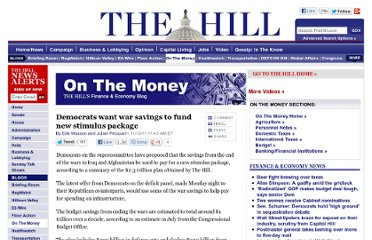 http://thehill.com/blogs/on-the-money/budget/192861-democrats-want-war-savings-to-fund-new-stimulus