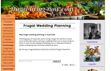 http://www.frugal-living-now.com/frugal-wedding-planning.html