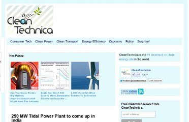 http://cleantechnica.com/2011/01/16/250-mw-tidal-power-plant-to-come-up-in-india/