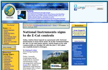 http://pesn.com/2011/11/10/9601953_National_Instruments_signs_to_do_E-Cat_controls/