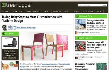 http://www.treehugger.com/sustainable-product-design/taking-baby-steps-to-mass-customization-with-platform-design.html