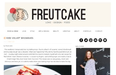 http://www.freutcake.com/in-the-kitchen/craving-red-velvet-brownies/
