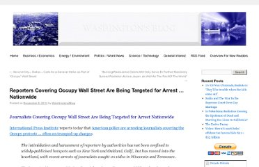 http://www.washingtonsblog.com/2011/11/reporters-covering-occupy-wall-street-are-being-targeted-for-arrest-nationwide.html
