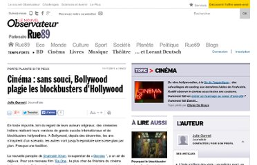 http://www.rue89.com/2011/11/11/cinema-tranquillement-bollywood-plagie-les-blockbusters-dhollywood-226453
