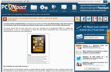 http://www.pcinpact.com/news/56449-taxe-copie-privee-remuneration-ipad.htm