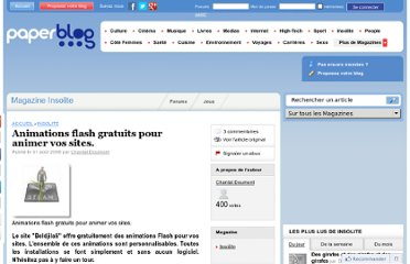 http://www.paperblog.fr/1042199/animations-flash-gratuits-pour-animer-vos-sites/
