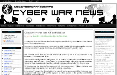 http://www.cyberwarnews.info/2011/11/12/computer-virus-hits-nz-ambulances/