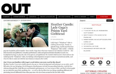 http://www.out.com/entertainment/interviews/2010/03/15/heather-cassils-lady-gagas-prison-yard-girlfriend