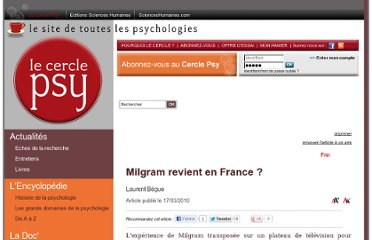 http://le-cercle-psy.scienceshumaines.com/milgram-revient-en-france_sh_25153
