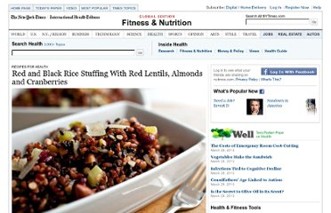 http://www.nytimes.com/2011/11/09/health/nutrition/red-and-black-rice-stuffing-with-red-lentils-recipes-for-health.html