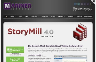 https://www.marinersoftware.com/products/storymill/