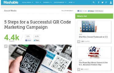 http://mashable.com/2011/11/11/qr-code-marketing-tips/
