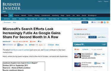http://www.businessinsider.com/google-gains-search-share-for-the-second-month-in-a-row-2011-11