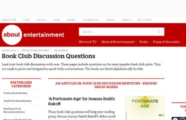 http://bestsellers.about.com/od/bookclubquestions/Bestseller_Book_Club_Discussion_Questions.htm