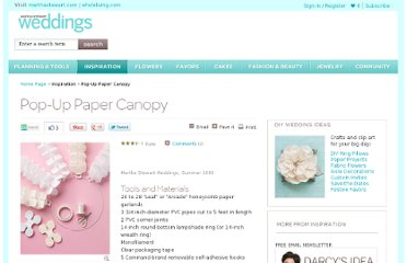 http://www.marthastewartweddings.com/226226/pop-paper-canopy#slide_1