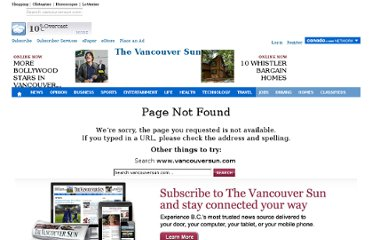 http://www.vancouversun.com/technology/Scientists+using+selective+temperature+data+skeptics/2468634/story.html