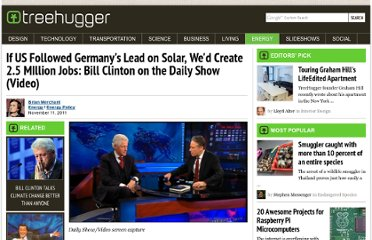 http://www.treehugger.com/energy-policy/if-us-followed-germanys-lead-solar-wed-create-25-million-jobs-bill-clinton-daily-show-video.html