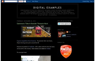 http://digital-examples.blogspot.com/2011/11/converses-take-it-outside-treasure-hunt.html