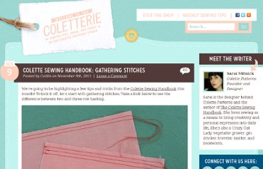 http://www.coletterie.com/tutorials-tips-tricks/colette-sewing-handbook-gathering-stitches