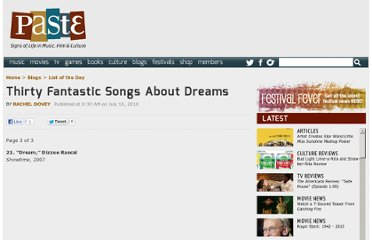 http://www.pastemagazine.com/blogs/lists/2010/07/thrity-fantastic-songs-about-dreams.html?p=3