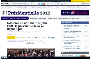 http://www.lemonde.fr/election-presidentielle-2012/article/2011/11/12/l-assemblee-nationale-de-juin-2007-la-plus-vieille-de-la-ve-republique_1602750_1471069.html