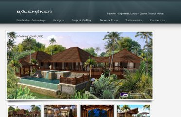 Kit homes pearltrees for Tropical kit homes