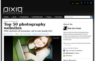 http://www.pixiq.com/article/top-50-photo-websites