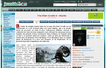 http://www.jeuxvideo.com/articles/0001/00016042-the-elder-scrolls-v-skyrim-test.htm