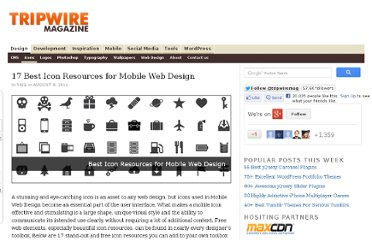 http://www.tripwiremagazine.com/2011/08/best-icon-resources.html