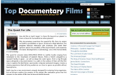 http://topdocumentaryfilms.com/the-quest-for-life/