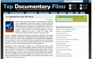 http://topdocumentaryfilms.com/an-experiment-to-save-the-world/