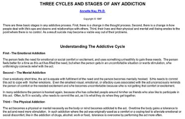 http://www.three-peaks.net/annette/Addiction-Stages.htm