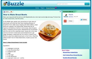 http://www.buzzle.com/articles/how-to-make-bread-bowls.html
