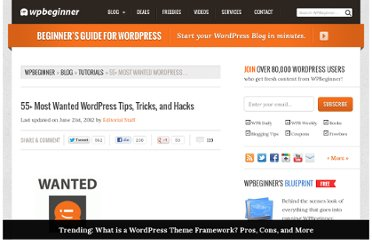 http://www.wpbeginner.com/wp-tutorials/55-most-wanted-wordpress-tips-tricks-and-hacks/
