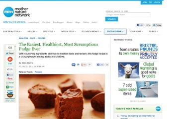 http://www.mnn.com/food/recipes/stories/the-easiest-healthiest-most-scrumptious-fudge-ever